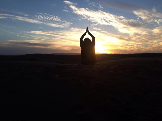 Morocco Trip Adventure: sunset in Moroccos
