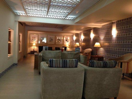 Hotel Alcazar : Hall