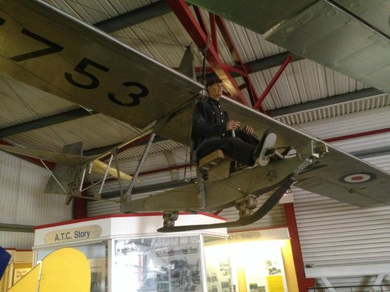 Solent Sky Museum: The Slingsby Glider