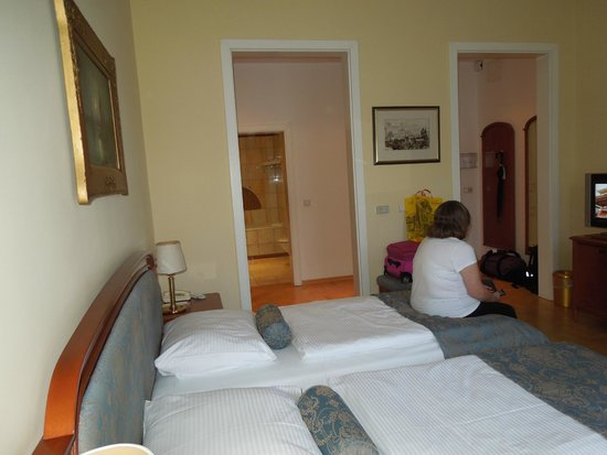 Grandhotel Pupp: Room