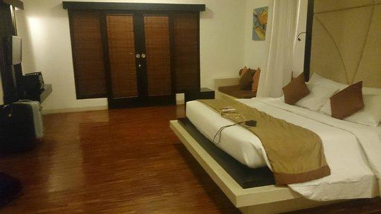 Villa Seminyak Estate & Spa: Inside the room