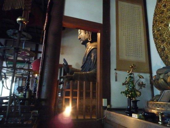 Kashihara Royal Hotel: 飛鳥大仏