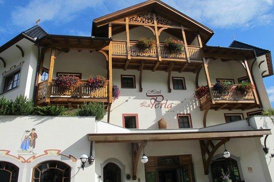 La Perla Hotel: המלון