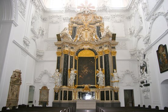 St. Kilian Cathedral: ST Kilian
