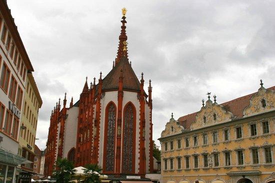 St. Mary's Chapel: Chapelle Ste Marie