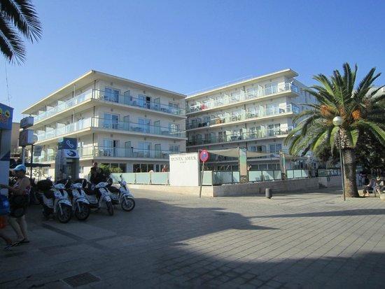 Hotel Som Fona : Hotel Punta Amer
