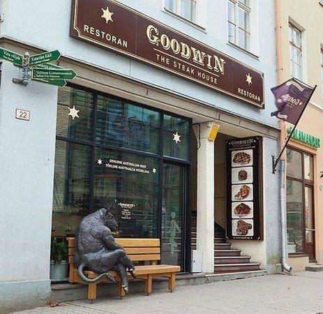 Goodwin Steak House: Goodwin restaurant