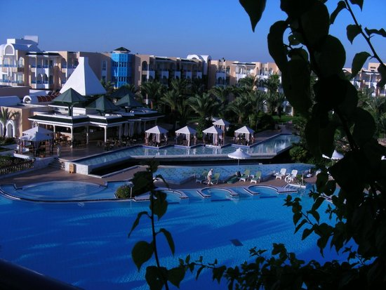 Hasdrubal Thalassa & Spa : l'hotel