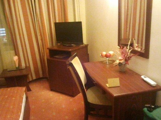 Hotel Central: Camera
