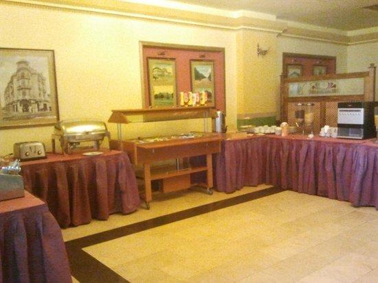 Hotel Central: Colazione