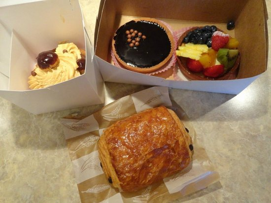 PB Boulangerie Bistro: Just fabulous treats