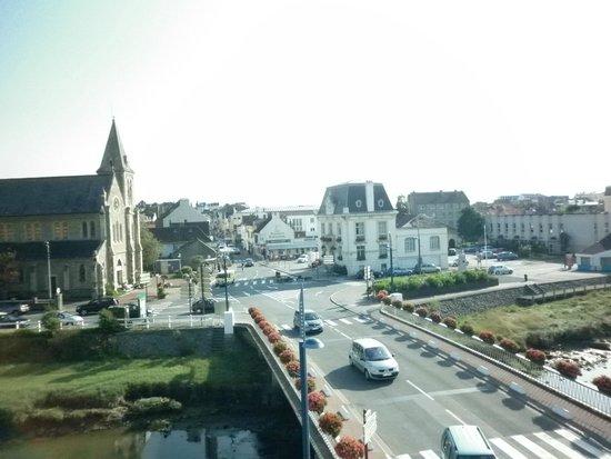 Hotel Saint Jean : From window 2