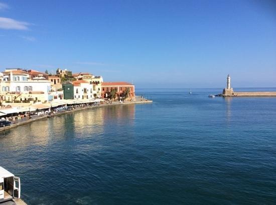 Porto Antico Hotel: agreable vue sur le port Venitien