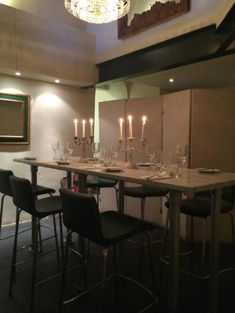 private dining room - picture of riddle and finns the beach