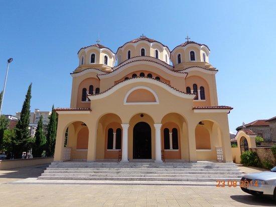 Enver Hoxha Pyramid: Христианская церковь Св.Никола в Шкодере