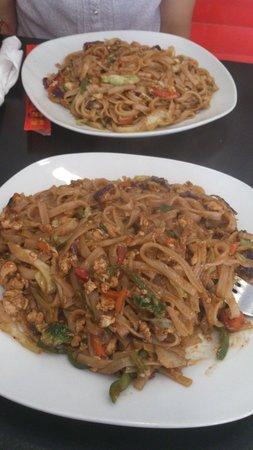 Noodles and Go: Riquísimos noodles