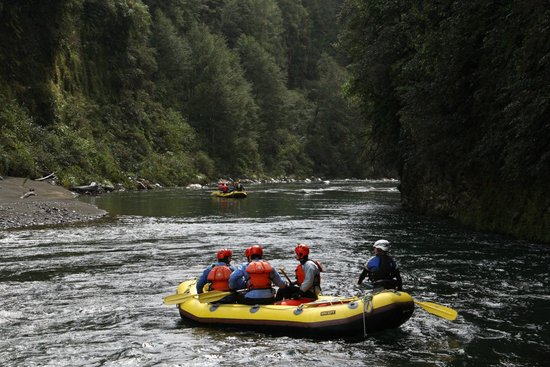 Tongariro River Rafting: wonderful views