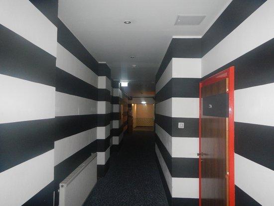 Erlebnis Post Stadthotel -  Hotel mit EigenART: Zebra