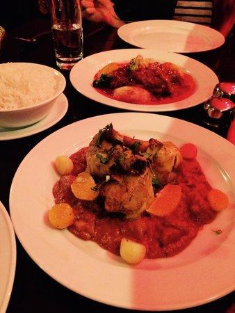 Nobanno: Lamb and Chicken