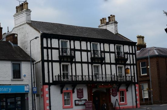 The King S Arms Hotel Lockerbie 29 High St Restaurant Reviews Phone Number Photos Tripadvisor