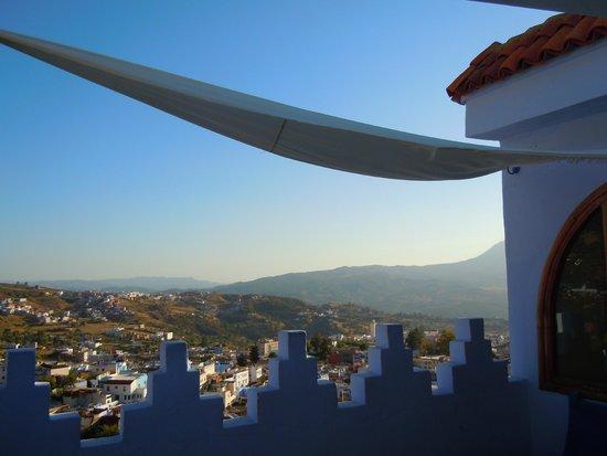 Dar Zambra: incredible view