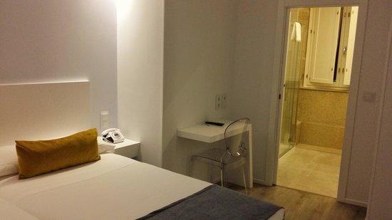 Smart Boutique Hotel Literario San Bieito: Room 105