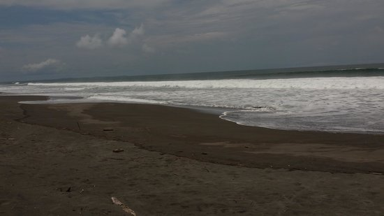 Gran Hotel Nacional: Playa de La Barqueta. David. Chiriquí 1