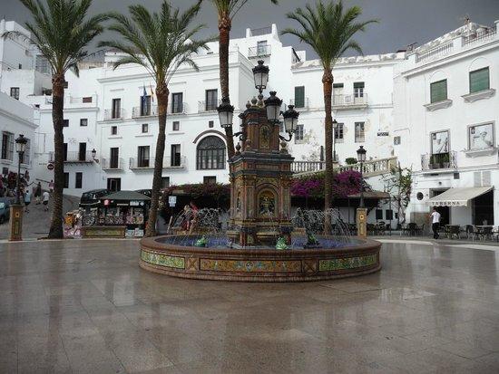 Escondrijo : Local square