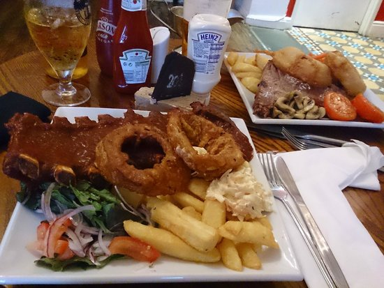 The Heights Bar & Kitchen: My Birthday meal