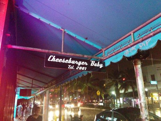 Cheeseburger Baby Picture Of Miami Beach Tripadvisor