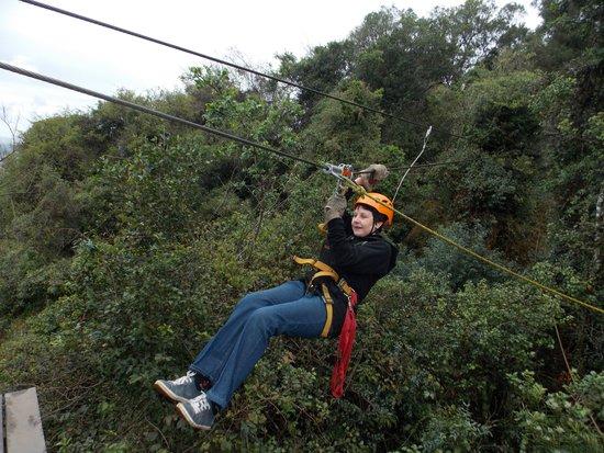 Karkloof Canopy Tour : Zippie