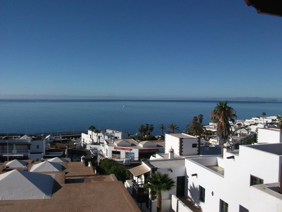 Club Lago Verde: One amazing view from the terrace