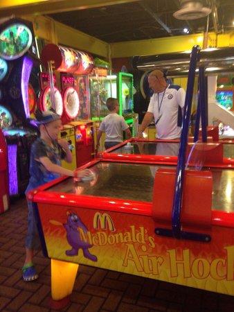 Arcade Picture Of Mcdonald S Orlando Tripadvisor