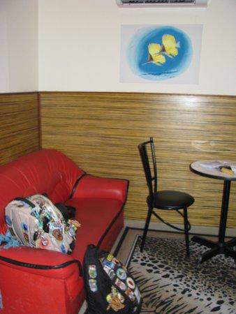 Luckyhiya Hotel : Lucky lucky...