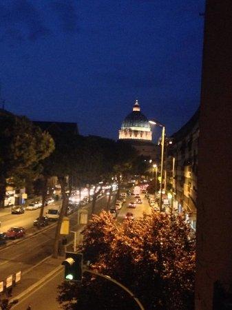 The Colours of Rome : Vista dalla Stanza