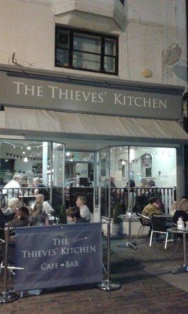 The Thieves' Kitchen