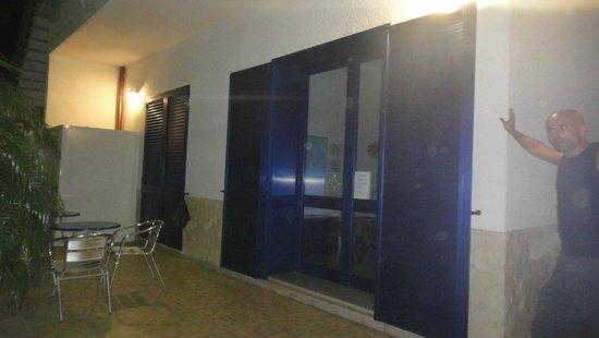 Gioiello del Mare : entrée de l'établissement