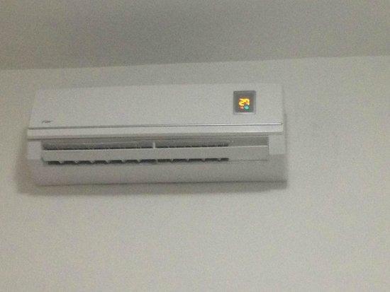 Gioiello del Mare : climatisation dans la chambre réglable SUPER