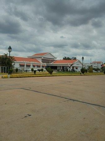 Eagleton The Golf Resort : Main building