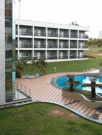 Eagleton The Golf Resort : Delux rooms