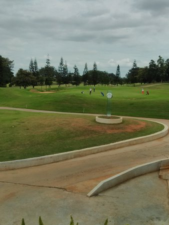 Eagleton The Golf Resort : Golf course