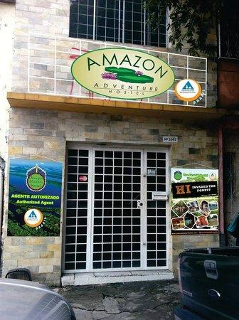 Amazon Adventure Hostel