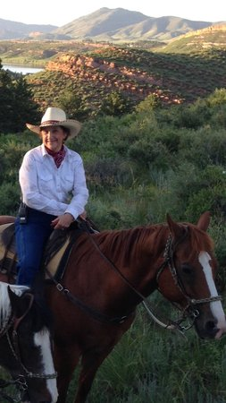 Sylvan Dale Guest Ranch: The Owner