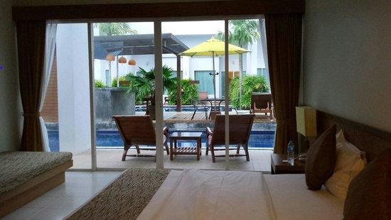 Kata Lucky Villa & Pool Access: Onze kamer