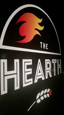 The Hearth: Rustic, non chain, lovely food