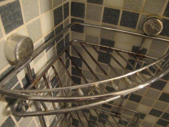 Hotel Villa La Reggia: e viva la rugine