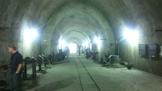 Uzice's National Museum: Partizan ammunition factory
