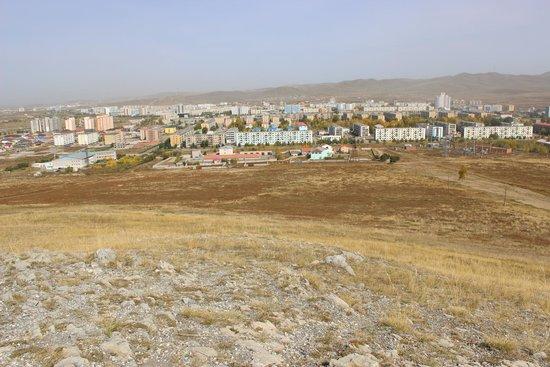 Darkhan-Uul Province, Mongoliet: Dakrhan.