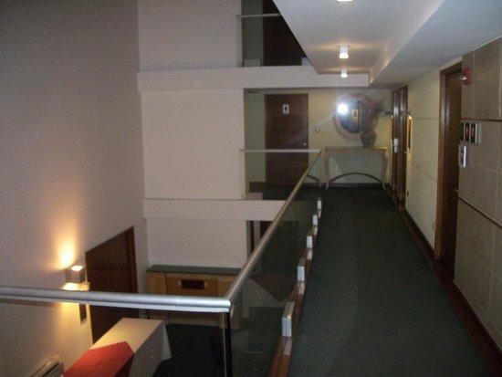 RQ Central Suites: Recepção