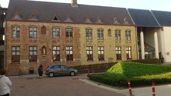 Ibis Brugge Centrum : ibis centrum bruges